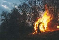 tüzes kerék